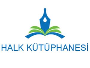 Halk Kütüphanesi Logo